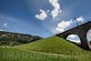 Viadukt in der Gemeinde Corcelles im Berner Jura © Patrick Lüthy/IMAGOpress.com