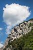 Felswand ob der Gorges de Moutier bei Moutier im Berner Jura © Patrick Lüthy/IMAGOpress.com