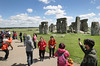 England -  Tourists - Security - Stonehenge