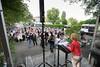 Wahl - Fest von Susanne Schaffner - Hess am 24. Mai 2017 in der Schützi in Olten © Patrick Lüthy/IMAGOpress.com