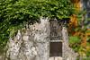 Josef Meinrad Rauber-Platz , Gedenkstein an Josef Meinrad Rauber in 4622 Egerkingen © Patrick Lüthy/IMAGOpress.com