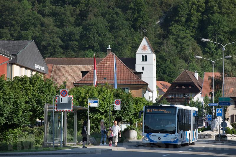 Bus der BOGG in 4622 Egerkingen © Patrick Lüthy/IMAGOpress.com