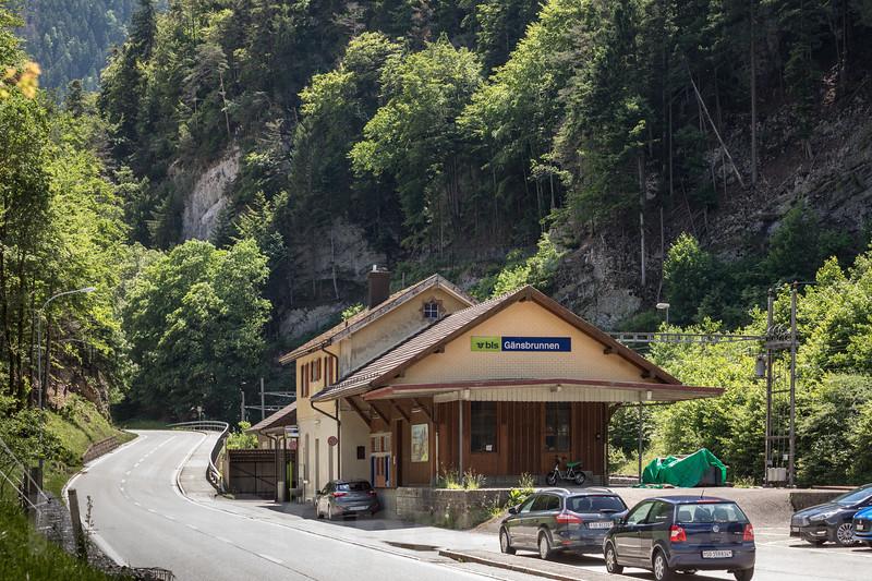 Bahnhof Gänsbrunnen SO © Patrick Lüthy/IMAGOpress.com