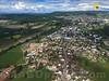 Aufnahmen aus dem Flugzeug  mit Sicht auf 8193 Eglisau © Patrick Lüthy/IMAGOpress.com