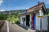 Banhnhof Corceller BE im Berner Jura © Patrick Lüthy/IMAGOpress.com