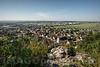 St.-Martins-Kirche - Blick vom Känzeli auf die Gemeinde Egerkingen - Panorama © Patrick Lüthy/IMAGOpress.com