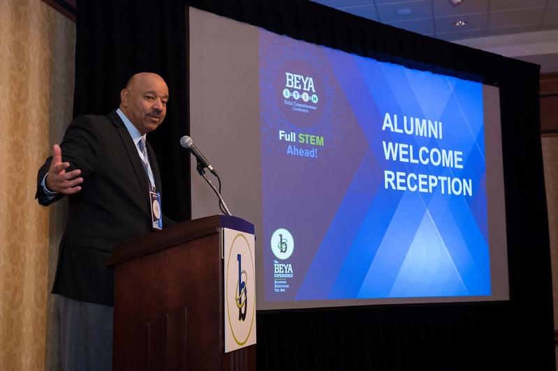 Alumni Welcome Reception - 028