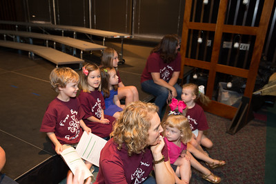 Children's Music and Mission Year-End Celebration