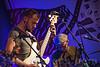Konzert von Neighbor - Bandprojekt mit Joël Studer , Samira Schmitter , Läli Spring und Andy Schelker am 4. November 2017 in der Galicia Bar in Olten © Fabian Lüthy/IMAGOpress.com