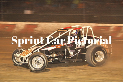 Eldora 09-23-17 USAC Silver Crown