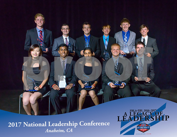 Banking & Financial System 1st-5th Place
