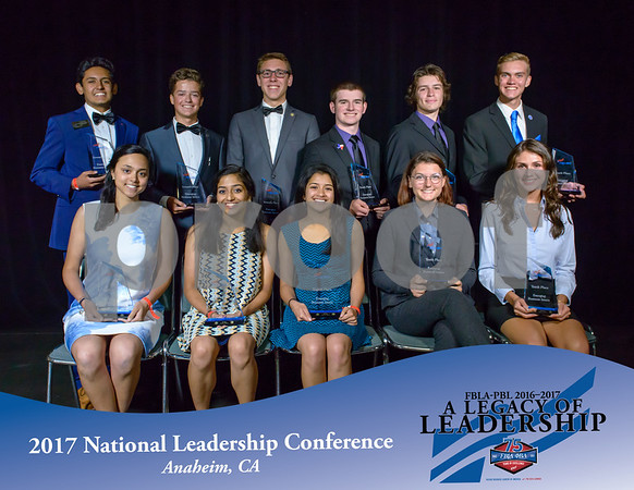 Emerging Business Issues 6th-10th Place