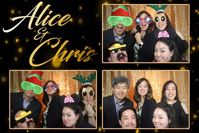 Alice and Chris 2017