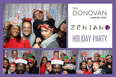 Donovan Holiday Party
