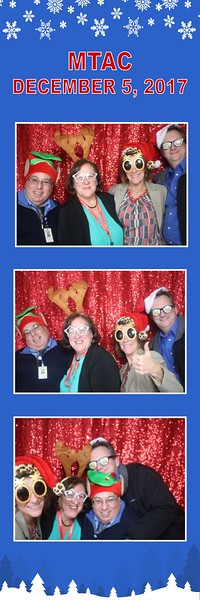 MTAC USPS Holiday Party 2017