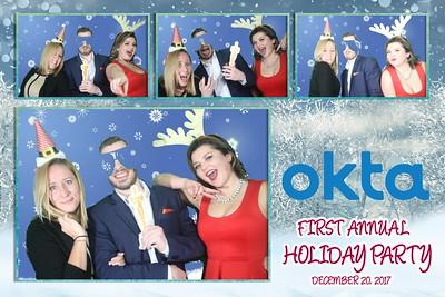OKTA Holiday Party 2017