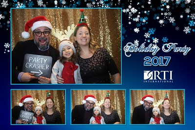 RTI Holiday Party 2017