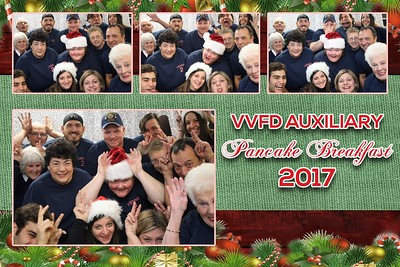 Vienna Volunteer Fire Department Holiday Party