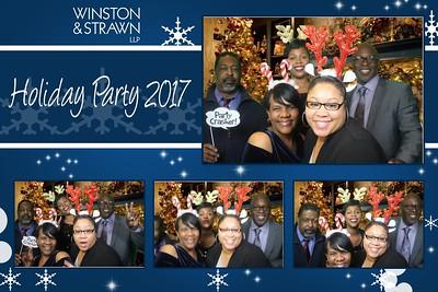 Winston Strawn Holiday 2017