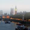 Foggy Thames - Ed Stewart