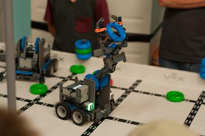 Davis Youth Robotics Summer Camp