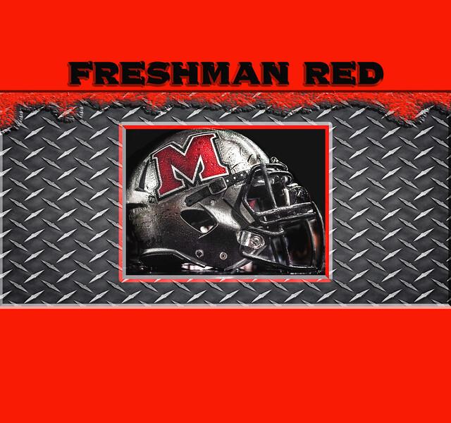 FRESHMAN RED