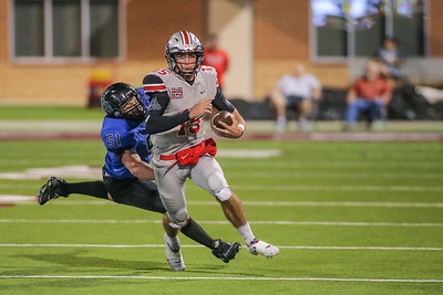 HS Football: 11/2/17 Marcus vs Byron Nelson
