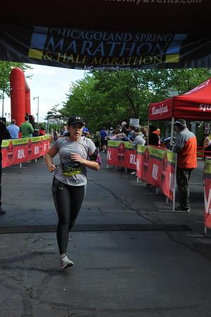 Chicagoland Spring Marathon - 2017