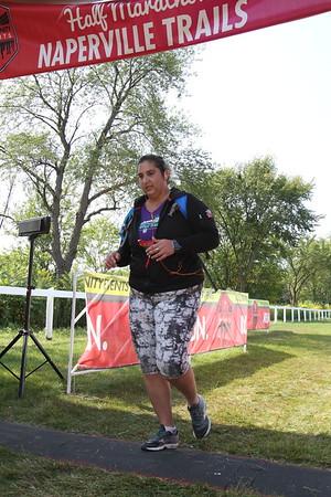 Naperville Trails Half Marathon - 2017