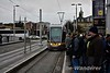 3019 arrives at a rather busy platform at Heuston heading to Connolly. Sat 02.12.17