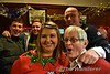 Happy customers onboard the Santa Train from maynooth to Connolly. Sat 16.12.17