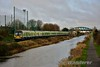 29006 + 29004 approach Broombridge with the 1140 Maynooth - Pearse. Sat 02.12.17