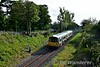 2817 + 2818 working the 1655 Limerick - Ballybrophy pass Knockanpierce on the outskirts of Nenagh. Mon 01.05.17