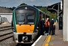 22018 waits to depart Mallow with the 1518 Mallow - Tralee. Fri 01.09.17
