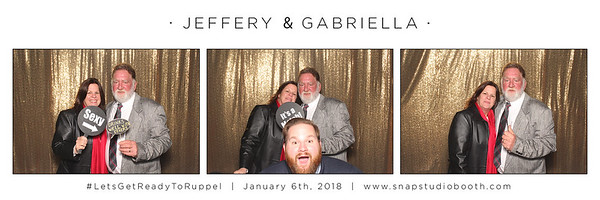 2018-01-06 Jeffrey & Gabriella's Wedding