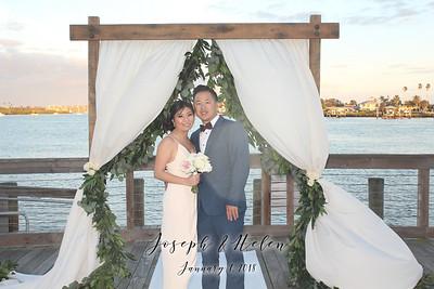 2018-01-07 Joseph & Helen's Wedding - Thank You Photos