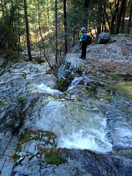 Sabin's Point Castle Crag Wilderness California