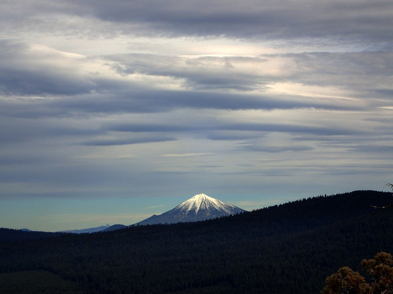 Hobart Bluff Cascade-Siskiyou National Monument Oregon