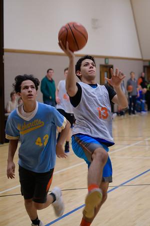 2018-01-20 Church Basketball
