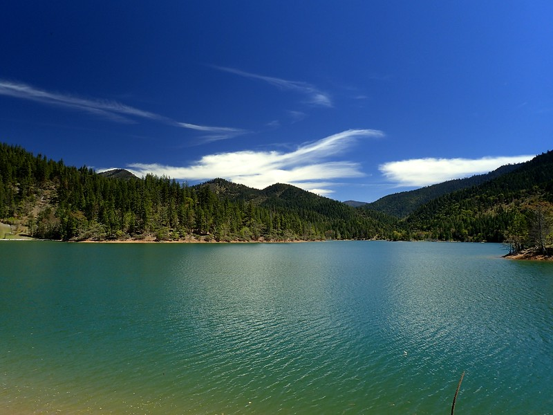 Applegate Lake Southern Oregon