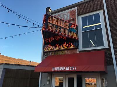 2018-01-30 Arnold's BBQ Memphis TN