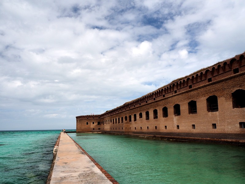 Fort Jefferson Dry Tortugas National Park Florida
