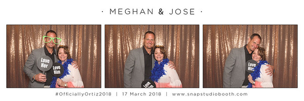 2018-03-17 Meghan & Jose's Wedding