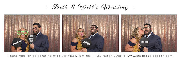 2018-03-23 Beth & Will's Wedding