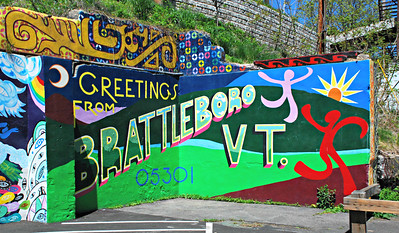 2018 05 14: Brattleboro, VT, Monday