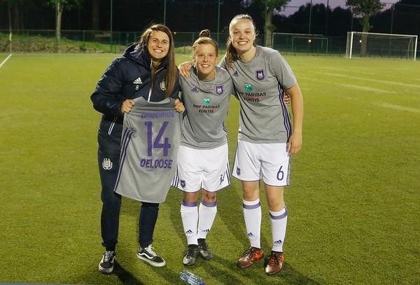 KRC Genk Ladies  - RSC Anderlecht  -18 Mei 2018 - (C) Davy Rietbergen / Cor Vos