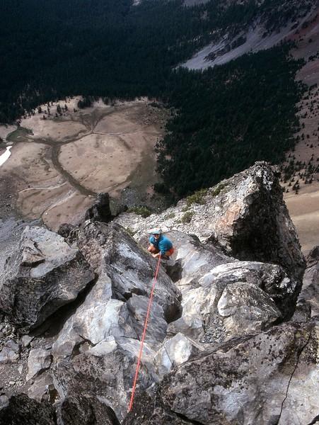 Mount Thielsen Wilderness Oregon
