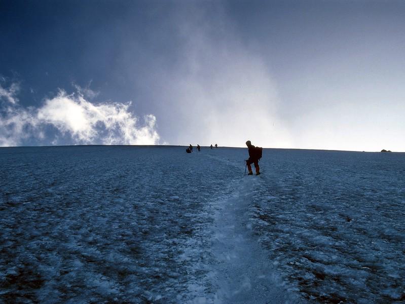 Mexican Volcanos Popocatépetl Citlaltépetl (El Pico de Orizaba)