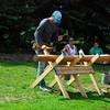 Playing Wood