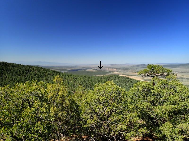Guadalupe Mountain Rio Grande del Norte National Monument New Mexico